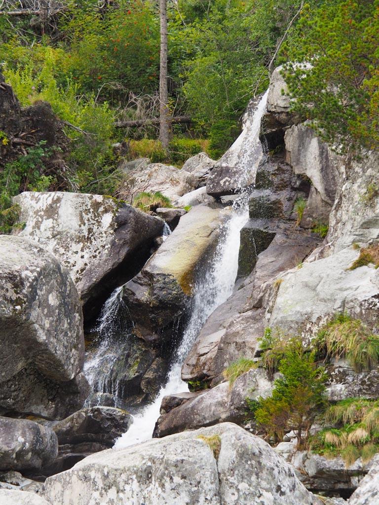 Szlovákia Tarpataki-vízesések Magas-Tátra