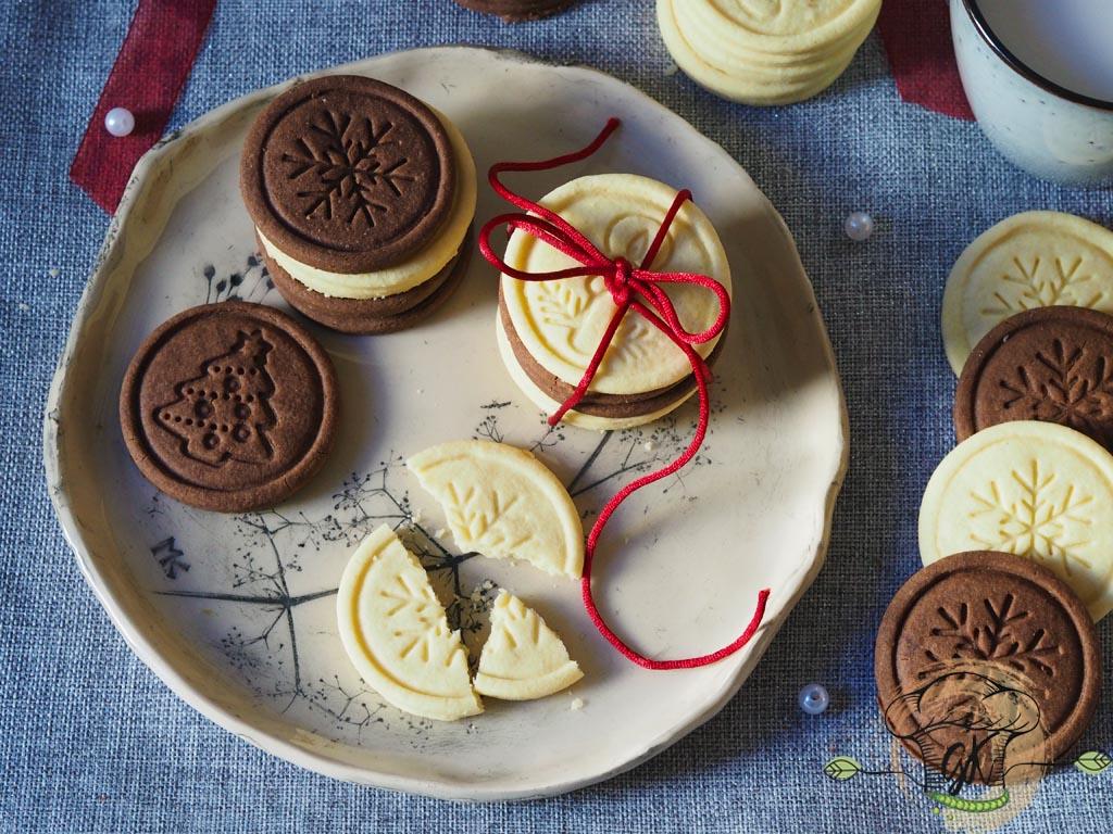 Gluténmentes vegán keksz